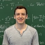 Gillman '20 Wins Goldwater Scholarship to Pursue Education in Number Theory
