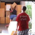 Wesleyan Partners with Organization to Recycle Surplus Furniture