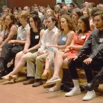 Members of the Class of 2019 Inducted into Phi Beta Kappa