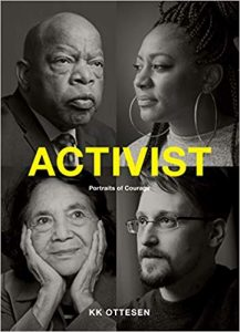 book cover for Activist