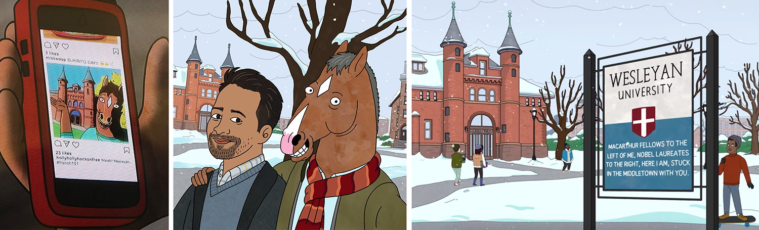 bojack at wesleyan