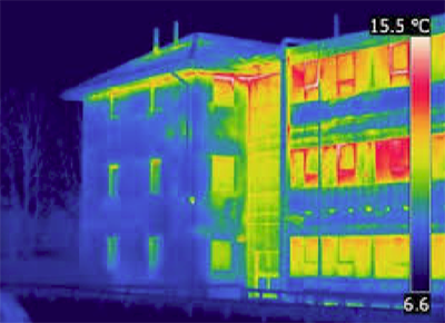 Thermal Imagining of NELHA Facility for Efficiency Improvements