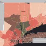 Traveler's Lab Creates Map of COVID-19 Cases in the NYC Commuting Region