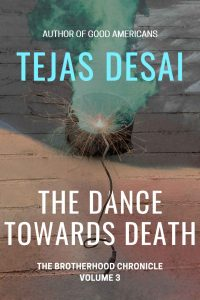 The Dance Towards Death cover