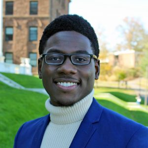 "Fitzroy ""Pablo"" Wickham is the Jamaica 2021 Rhodes Scholar."