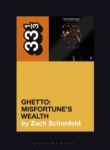Ghetto Misfortunes Wealth cover