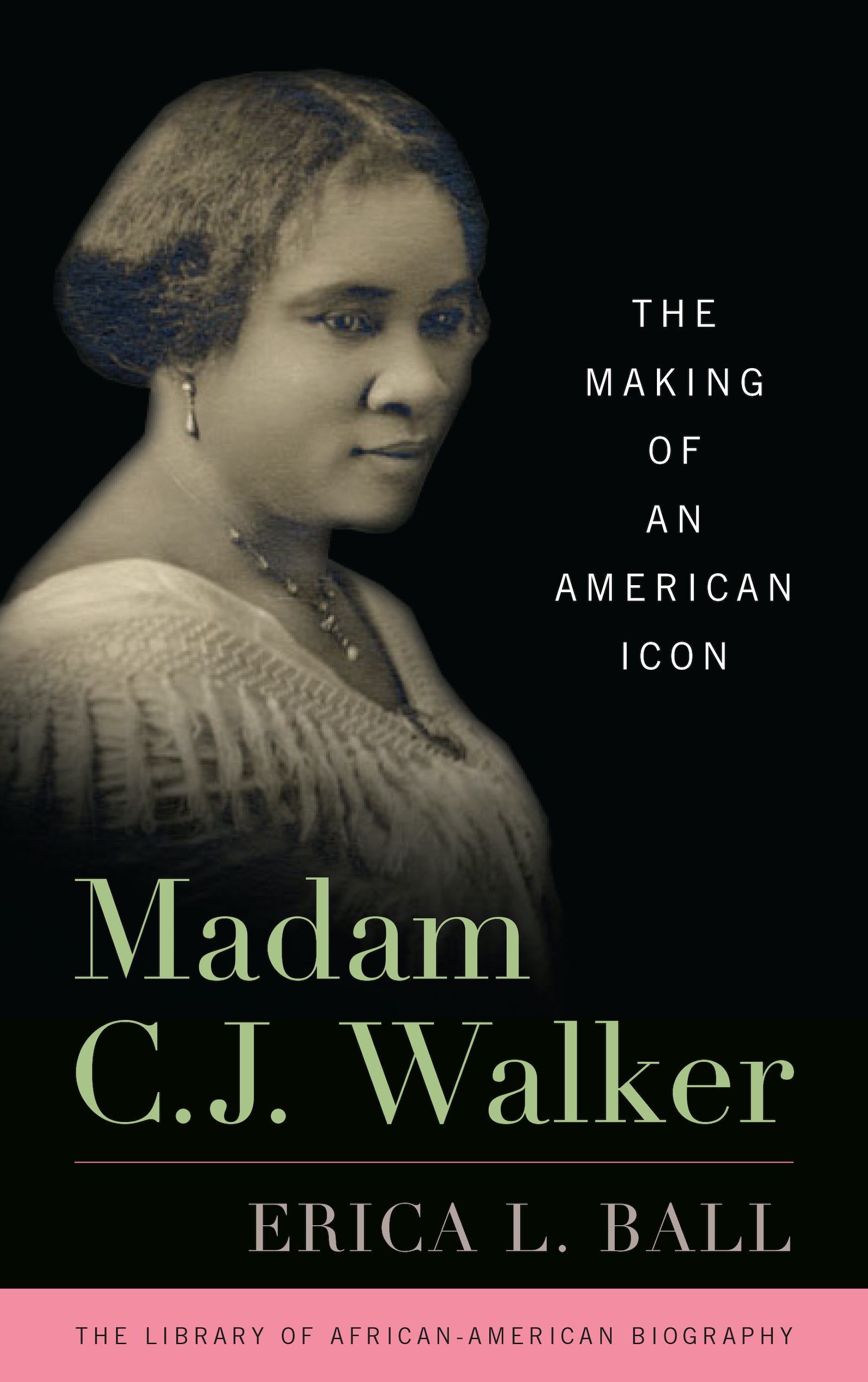 Madam CJ Walker cover