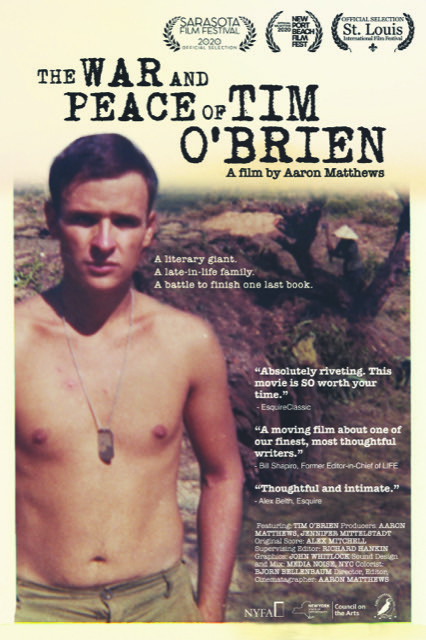 war and peace of tim o brien