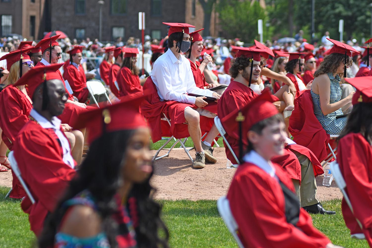 Wesleyan's 189th Commencement
