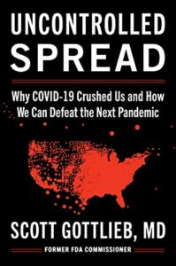 Uncontrolled Spread book cover