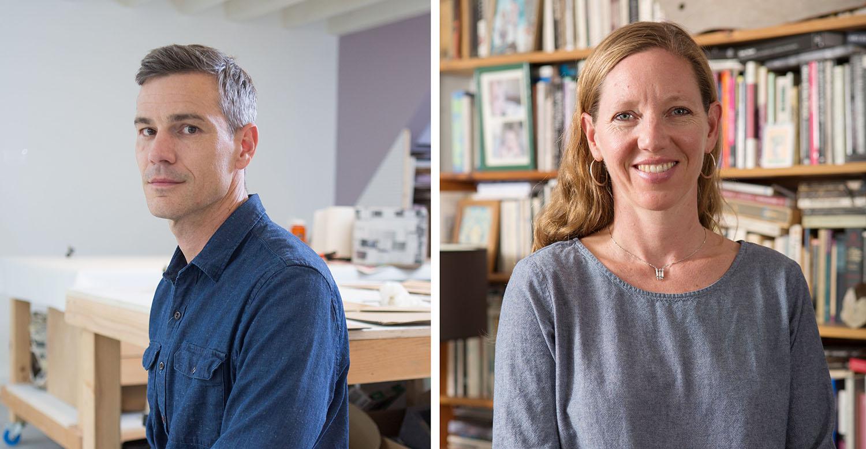 "Vincent Fecteau'91 and Maggie Nelson'94 received MacArthur ""genius grants"" Sept. 22."