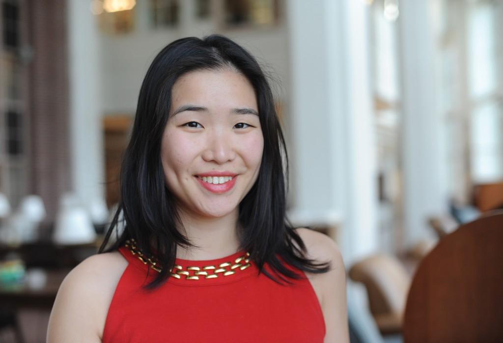 Melissa Leung '16 (Photo by Cynthia Rockwell)
