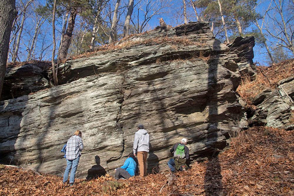 geology class