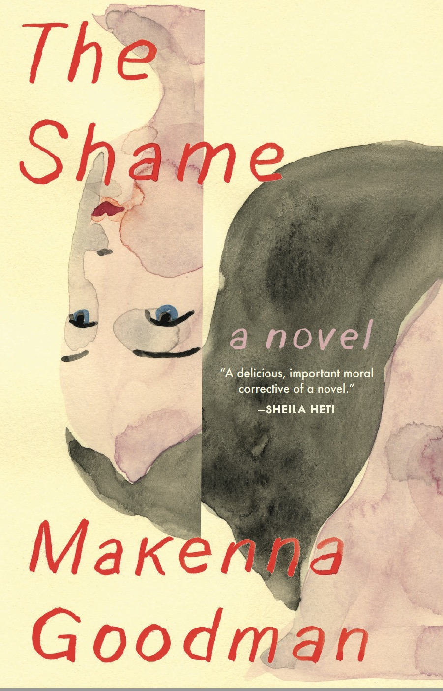 The Shame cover