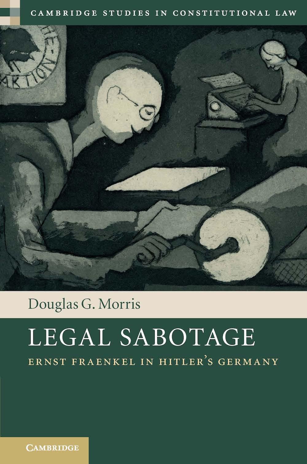 Legal Sabotage cover